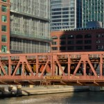 Chicago - Wells Street bridge